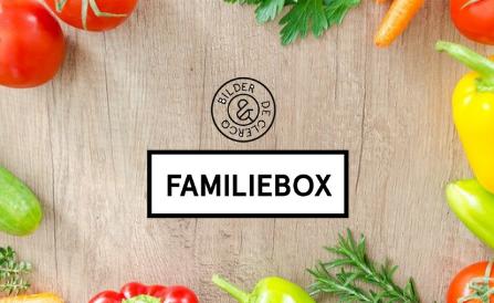 Familiebox maaltijdbox
