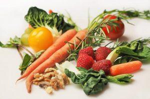 Veel groentes